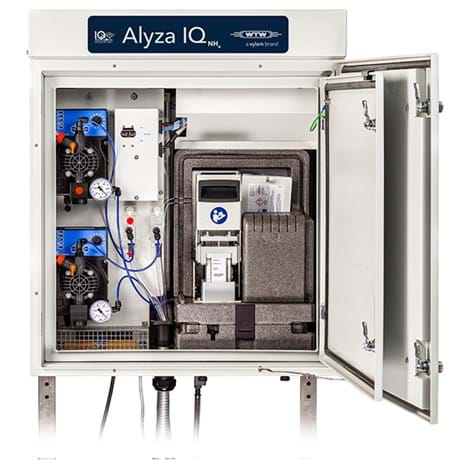 WTW Alyza IQ NH4 Analyzer