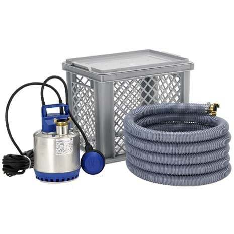SOS Kit for quick emergency dewatering | Xylem US
