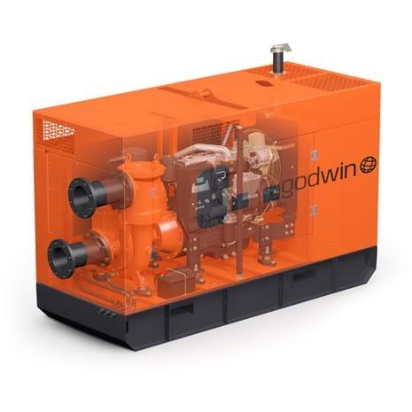 Godwin CD150M Automatic Self-Priming Pump   Xylem US